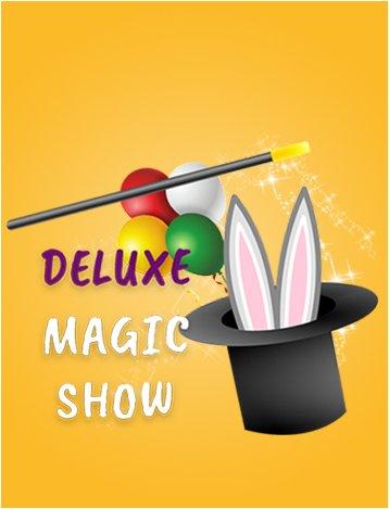 Deluxe magic show