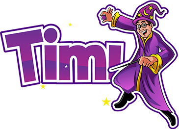 Mađioničar za djecu Čarobnjak Timi - Mađioničar Za Rođendan