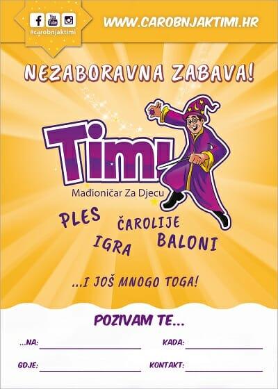 Timijeva pozivnica