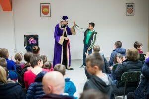 Čarobni Štapić Mađioničarska Predstava za djecu